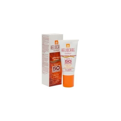 HELIOCARE SPF50 COLOR GELCREAM BROWN 50 ML