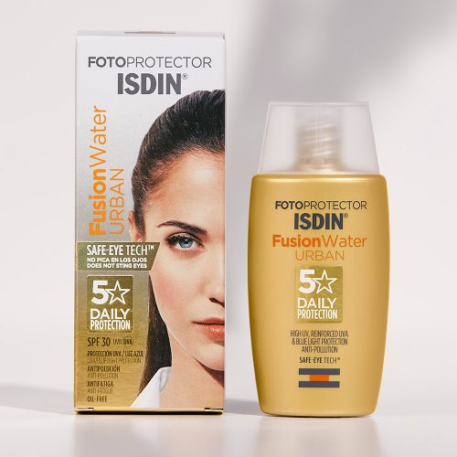 FOTOPROTECTOR ISDIN SPF-30 FUSION WATER URBAN 50