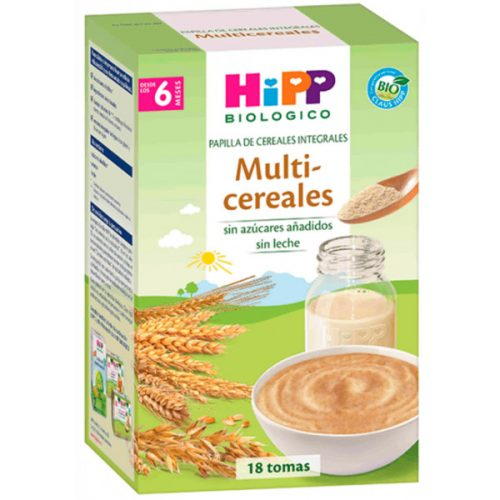 HIPP MULTICEREALES 400G
