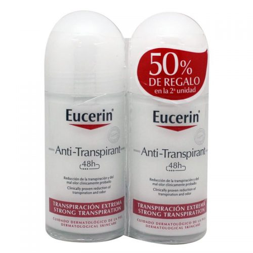 EUCERIN DUPLO DEO ROLL ON