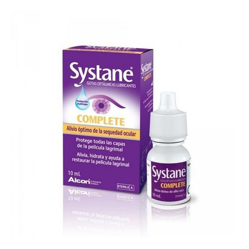 SYSTANE COMPLETE GOTAS OFT LUBRICANTES 10ML
